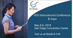 Gyrus Systems to Showcase the Latest GyrusAim Learning Cloud at ATD 2018