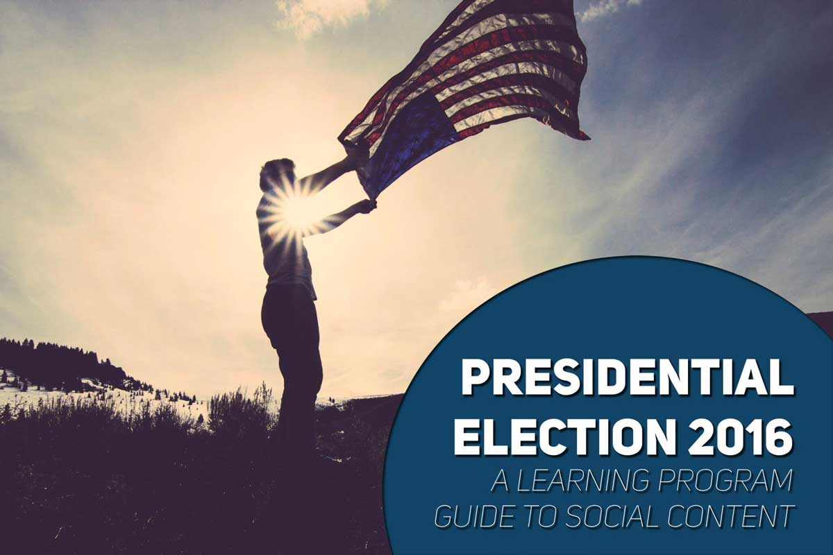 Election Day - Using Social Media Campaign Methods to Enhance Learning Programs