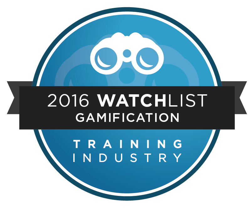 Gyrus Systems Selected for TrainingIndustry.com's 2016 Gamification Watch List