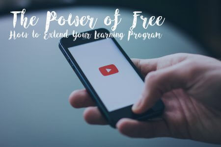 The Power of Free Learnings – Non-SCORM Content