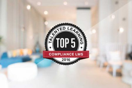 "Gyrus Systems Earns ""Top 5"" Award for ""Best Compliance LMS"" by Talented Learning"