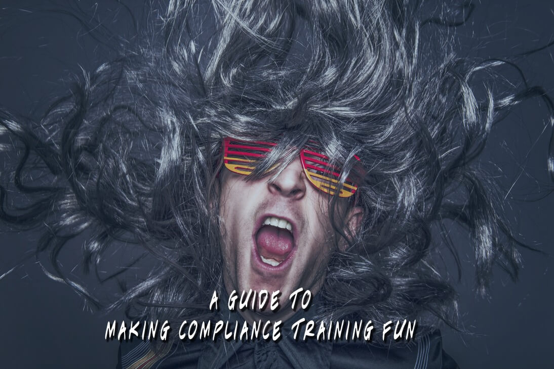 Fun Compliance Training – A Real Phrase