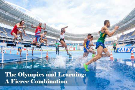 The Olympics and Learning – A Fierce Combination