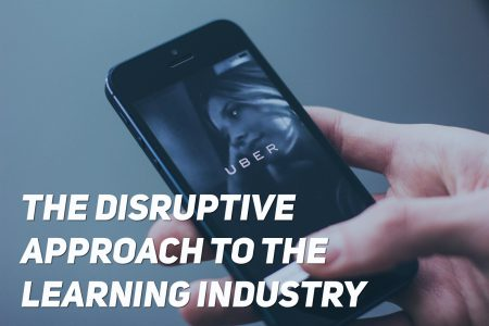 The Disruptive Approach to the Learning Industry