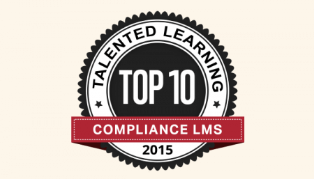 "Gyrus Systems Earns ""Top 10"" Award for ""Best Employee Compliance LMS"" by Talented Learning"
