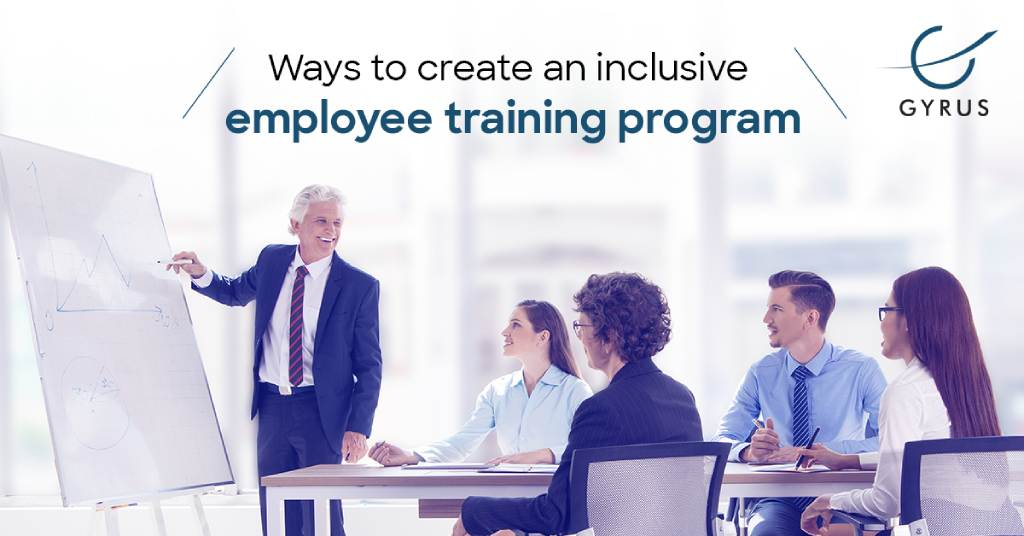 Ways to create an inclusive employee training program