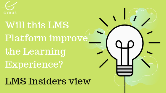 Will this LMS Platform improve the Learning Experience?