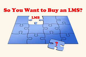 So you want to buy an LMS